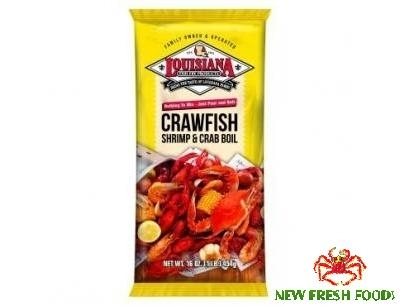 Bột Gia Vị Louisiana Crawfish Shrimp & Crab Boil (454Gr)