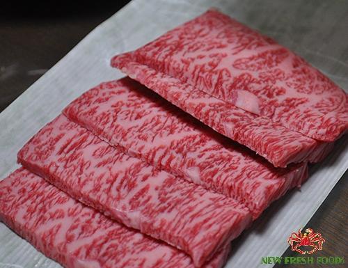 Thịt Sườn Rút Xương Wagyu Nhật Bản A4