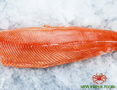 Cá Hồi Nauy Fillet Nguyên Miếng