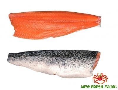 Cá Hồi Fillet Đông Lạnh