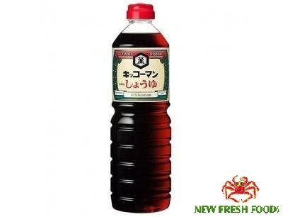 Nước Tương Nhật Kikkoman 1L