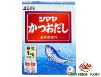Bột Nêm Từ Cá Ngừ Hondashi Shimaya