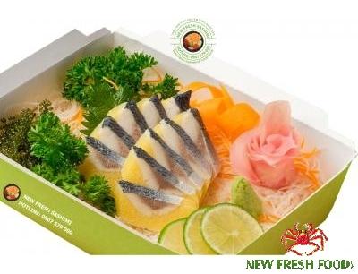 Sashimi Cá Trích Ép Trứng Nisshin 01