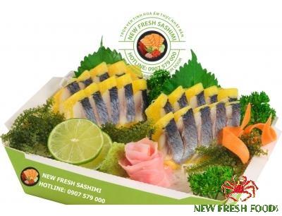 Sashimi Cá Trích Ép Trứng Nisshin 02