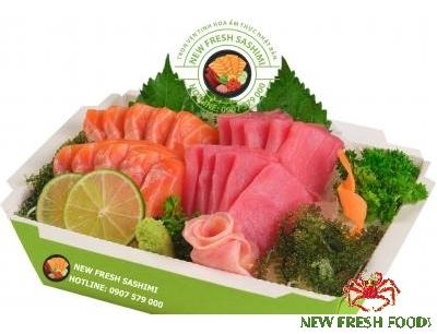 New Fresh Combo Sashimi Ab01