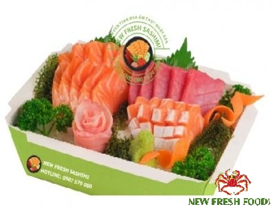 New Fresh Combo Sashimi Ab02