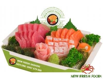 New Fresh Combo Sashimi Ab03
