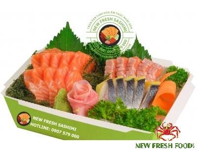 New Fresh Combo Sashimi Ae03
