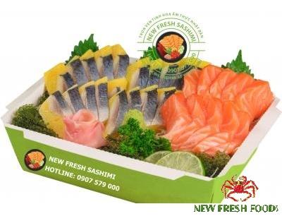 New Fresh Combo Sashimi Ae04