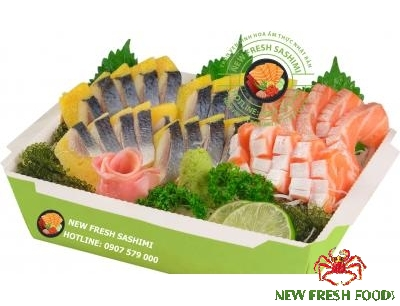 New Fresh Combo Sashimi Ae05