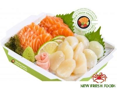 New Fresh Combo Sashimi Ag01