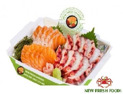 New Fresh Combo Sashimi Ah02