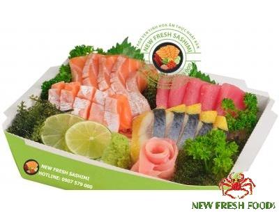 New Fresh Combo Sashimi Abe02