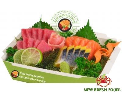 New Fresh Combo Sashimi Abe03