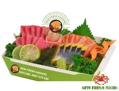 New Fresh Combo Sashimi Abe04