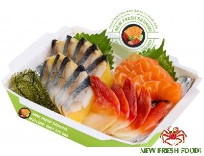New Fresh Combo Sashimi Aef01