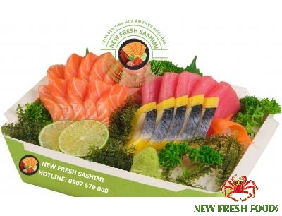 New Fresh Combo Sashimi Abe01