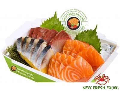 New Fresh Combo Sashimi Adf01