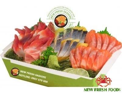 New Fresh Combo Sashimi Aef02